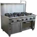 Уок котрони с газова или електрическа печка