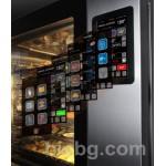 Серия PLUS BAKERY с интерактивен тъч скрийн дисплей управление - DTE