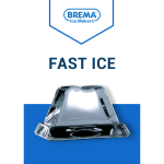 Ледогенератори BREMA за кубчета лед - тип ПИРАМИДА - FAST CUBE