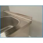Опции за неръждаеми работни шкафове с мивки INOXit