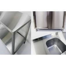 Неутрално оборудване от неръждаема стомана INOXIt